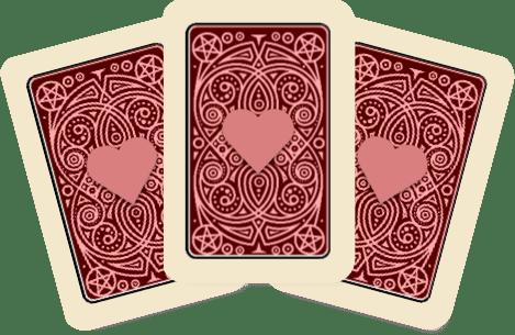 Baraja tarot del amor